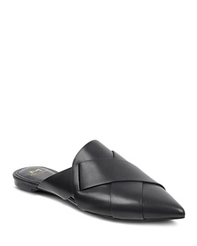 Marc Fisher LTD. - Women's Sono Leather Pointed-Toe Mules