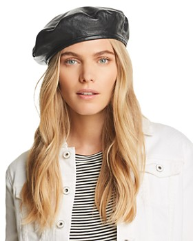 Eugenia Kim - Cher Leather Beret