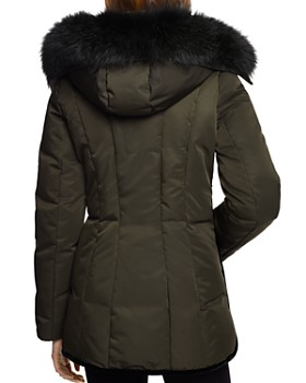 Dawn Levy - Luka Saga Fur Trim Short Down Parka