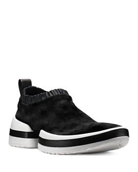 Stuart Weitzman - Women's Slip-On Sneakers