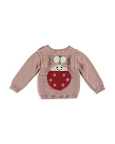 Stella McCartney - Girls' Ladybug Sweater - Baby