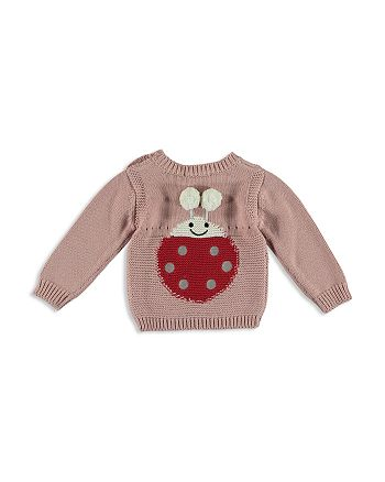 3831b17ac Stella McCartney Girls  Ladybug Sweater - Baby