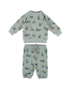 Stella McCartney Boys' Grasshopper & Bee Print Sweatshirt & Sweatpants Set - Baby - Bloomingdale's_0
