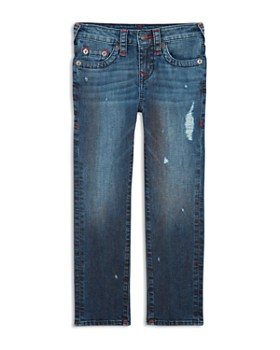 True Religion - Boys' Distressed Geno Jeans - Little Kid, Big Kid