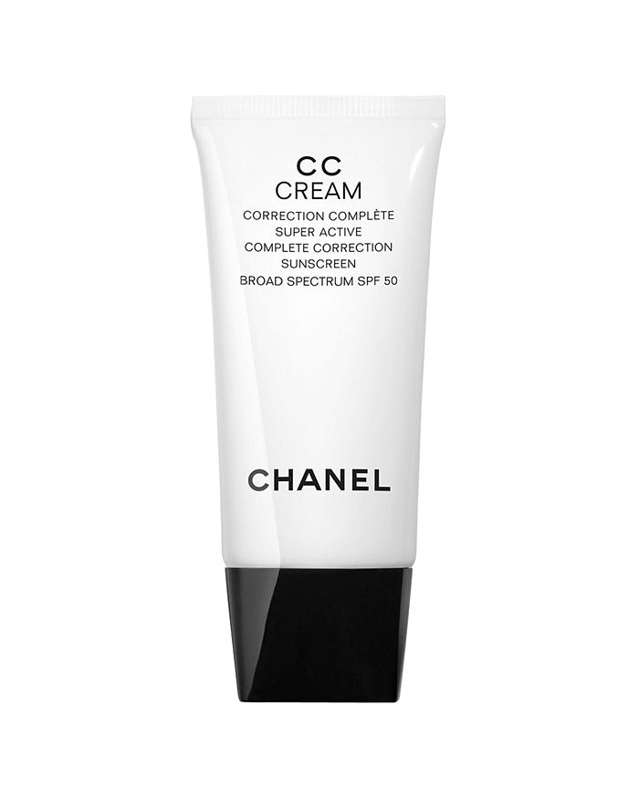 CHANEL - CC CREAM Super Active Correction Complete Sunscreen SPF 50