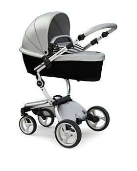 Mima - Xari Stroller Starter Pack with Silver Chassis