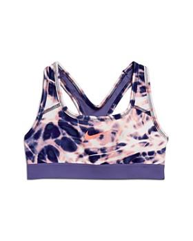 Nike - Girls' Classic Tie-Dye Sports Bra - Big Kid
