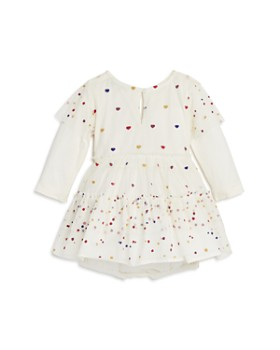 Stella McCartney - Girls' Karina Embroidered Tulle Dress & Bloomers Set - Baby