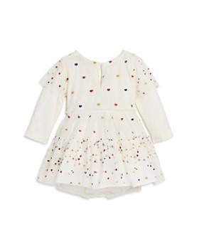 Stella McCartney - Girls' Karina Embroidered Tulle Dress & Bloomers Set - Baby