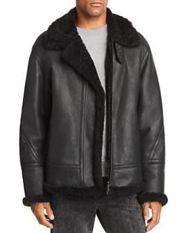 Maximilian Furs - Lamb Shearling Jacket