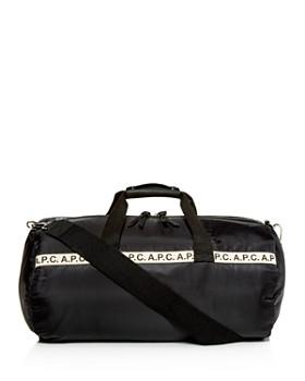 4cb6256be3 A.P.C. - Maybelline Sport Duffel Bag ...