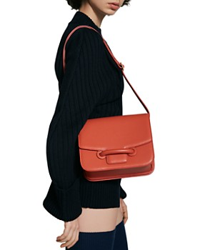VASIC - City Medium Leather Shoulder Bag