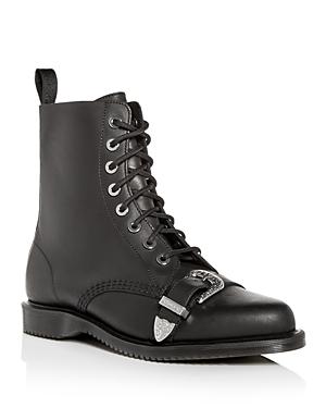 Dr. Martens Women\\\'s Ulima Combat Boots