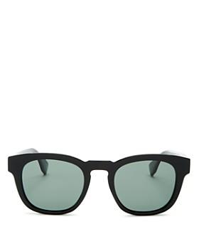 060a6b8b52 Le Specs - Men s Block Party Polarized Square Sunglasses