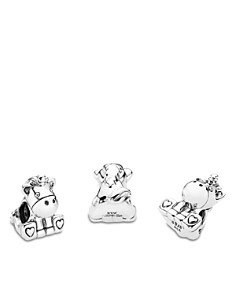 PANDORA Bruno the Unicorn Sterling Silver Charm - Bloomingdale's_0