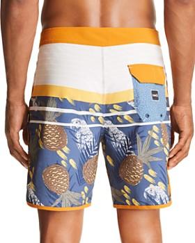 Hurley - Phantom Backbay Pineapple Board Shorts