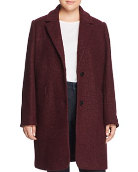 Marc New York Plus - Paige Bouclé Coat