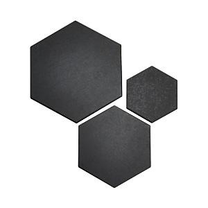 Epicurean Hexagon Cutting Boards, Set of 3