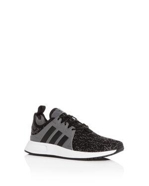 Adidas Boys' X PLR Knit Lace-Up Sneakers - Big Kid