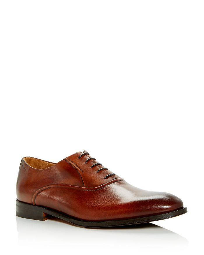 Bruno Magli - Men's Dino Leather Plain Toe Oxfords - 100% Exclusive