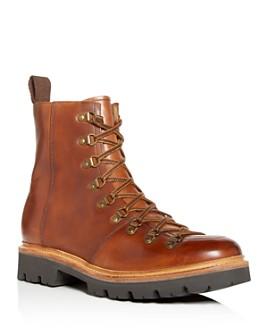 Grenson - Men's Brady Leather Boots