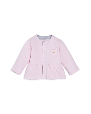 Livly Girls Quilted Peplum Cardigan  Baby