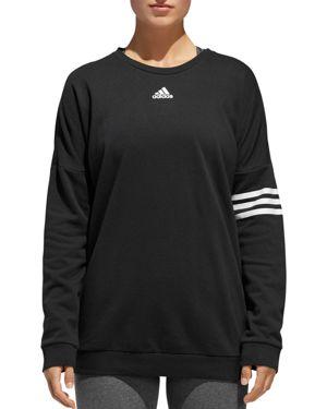 Adidas Logo French Terry Sweatshirt