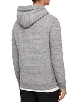 ALLSAINTS - Mind Drawstring Hoodie Sweatshirt