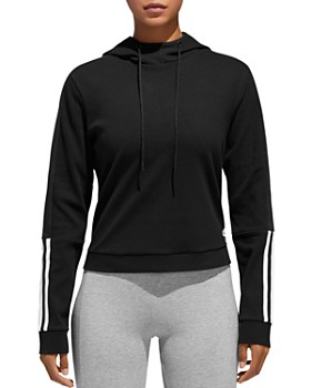 Adidas - ID High/Low Hooded Sweatshirt