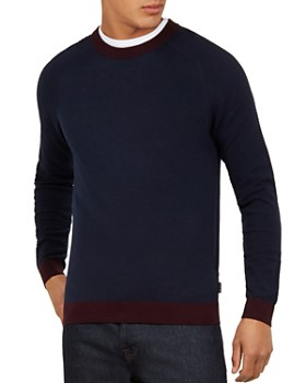Ted Baker - Juscorn Color-Block Sweater