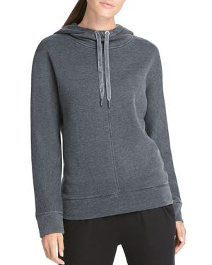 Donna Karan New York Hooded Dolman-Sleeve Sweatshirt