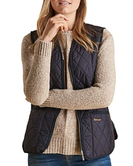 Barbour - Betty Diamond-Quilted Vest