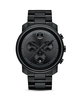 Movado - Large Chronograph, 44mm