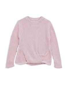 Sovereign Code Girls' Maisie Knit Twist-Front Sweater - Little Kid, Big Kid - Bloomingdale's_0