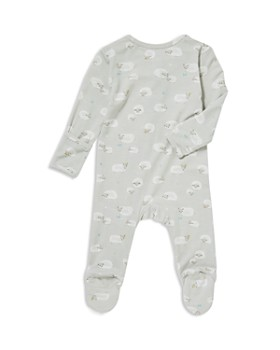 Angel Dear - Boys' Sheep-Print Footie - Baby
