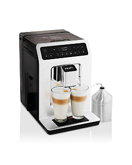 Krups - Quattro Force Digital Super Fully-Automatic Espresso Machine