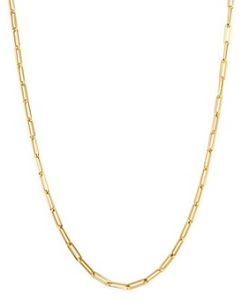 """Bloomingdale's - Link Chain Necklace, 18"""" - 100% Exclusive"""