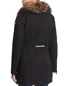 Post Card - Barwa Fur Down Coat
