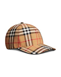 Burberry - Rainbow Vintage Check Baseball Cap