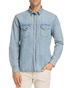 Billy Reid - Distressed Sport Shirt