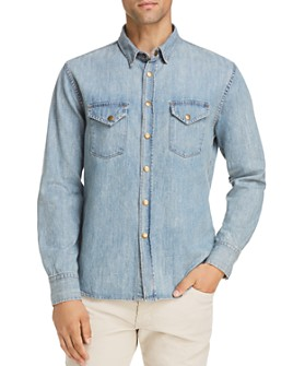 Billy Reid - Distressed Sport Shirt