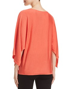 Eileen Fisher - Cape-Sleeve Top - 100% Exclusive