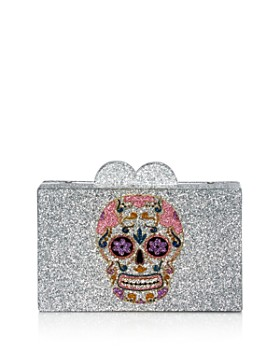 29e4ca62a9 GiGi - Girls  Skull Glitter Box Bag ...