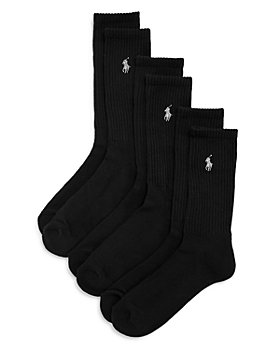 Ralph Lauren - Sport Crew Socks, Set of 3