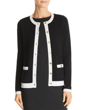 C by Bloomingdale's Pocket Cashmere Cardigan - 100% Exclusive