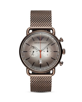 Emporio Armani - Aviator Chronograph, 43mm