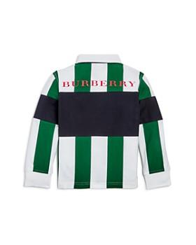 Burberry - Boys' Color-Block Stripe Shirt - Little Kid, Big Kid