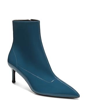 Via Spiga Women's Baronne Pointed Toe Kitten Heel Booties - 100% Exclusive