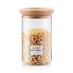 Bodum Yohki 20 oz. Storage Jar with Cork Lid