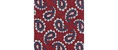 Brooks Brothers - Paisley Pine Silk Classic Tie